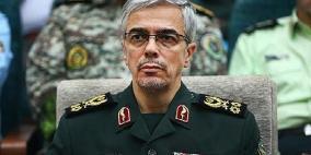 الجيش الايراني يهدد تل ابيب بالرد على هجماتها في سوريا