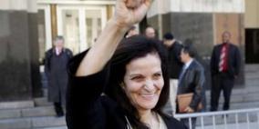 الأردن يستقبل الفلسطينية عودة بعد ابعادها عن الولايات المتحدة
