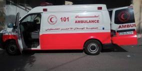 وفاة طفلة دهسا في نابلس