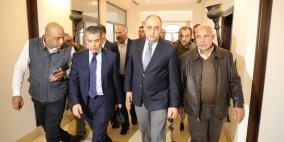 الوفد الأمني المصري يزور غزة خلال الساعات المقبلة