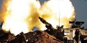 استشهاد مواطن وإصابة آخر في قصف إسرائيلي