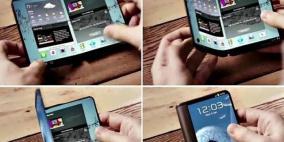 سامسونغ تطرح هاتفها القابل للطي خلال أشهر