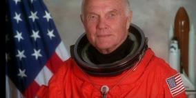 ناسا تعلن عن وفاة أول رائد فضاء أمريكي