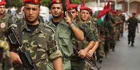 تعزيز كثيف لقوات الأمن في غزة