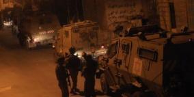 اعتقال 5 شبان من قلقيلية
