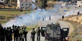 بتر يد مواطن اصابته رصاصة متفجرة خلال مواجهات مع قوات الاحتلال بطولكرم