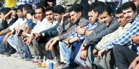 البطالة في فلسطين تصعد لأعلى مستوى منذ 14 عاما ونصف