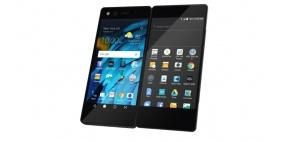 ZTE Axon M هاتف بشاشة عرض مزدوجة قابلة للطي