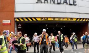 انفجار ثاني  في مانشستر