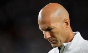 زيدان لا يستبعد رحيله عن ريال مدريد