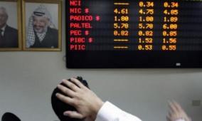 استقرار على مؤشر بورصة فلسطين