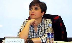 """فوز رواية """"مخمل"""" للفلسطينية حزامة حبايب بجائزة نجيب محفوظ للأدب"""