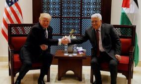 خطة الرئيس عباس للحل