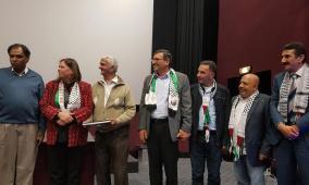اختتام فعاليات أسبوع مناهضة العنصرية الإسرائيلية