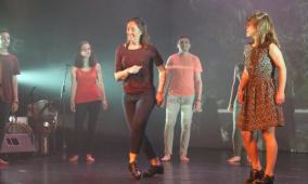 انطلاق فعاليات مهرجان رام الله للرقص المعاصر