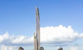 """أطول ناطحة سحاب """"خشبية""""  في اليابان"""