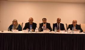 """الاتحاد الفلسطيني للهيئات المحلية ينظم ورشة بعنوان """"دوائر الرقابة في هيئات الحكم المحلي"""""""