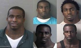 نشطاء مواقع التواصل يتناقلون صورا لتاجر مخدرات بسبب رقبته العريضة