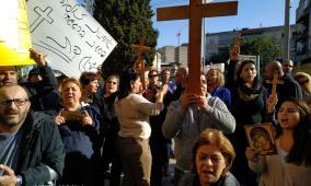 حيفا: قرار بإزالة الأعمال الفنية المسيئة للسيد المسيح
