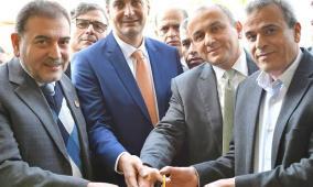 """شركة """"جوال"""" تفتتح معرضها الجديد في محافظة قلقيلية"""