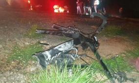 وفاة سائق دراجة بحادث سير قرب رهط