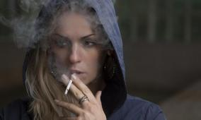 التدخين يفقدك القدرة على تمييز الألوان
