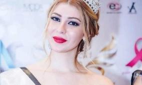 سمارة يحيى.. ملكة جمال العرب 2019