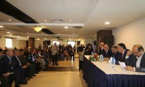 انطلاق مؤتمر العنف في الخطاب الاعلامي وأثره على الحالة الأمنية