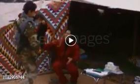 شريط نادر.. القذافي كما لم يره أحد من قبل!