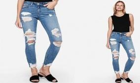 لهذا السبب تجنبوا ارتداء الجينز الممزق صيفاً