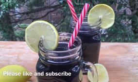 تعرّفوا إلى الليموناضة السوداء وفوائدها