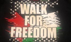جنوب أفريقيا: انطلاق مسيرة التضامن العاشرة مع فلسطين