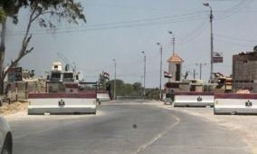 قناص يقتل مجنداً مصرياً في سيناء