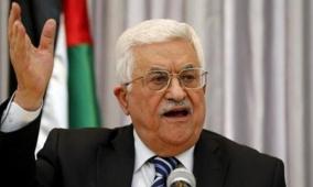 الرئيس يلتقي أبناء الجالية الفلسطينية بنيويورك
