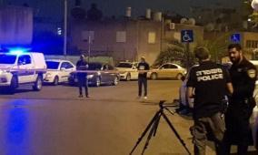 اعتقال مشتبهين بإطلاق النارفي الناصرة