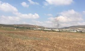 السلطات الإسرائيلية تصادر 235 دونما من الأراضي الزراعية بكفر مندا