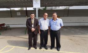 الإسلامي الفلسطيني يدعم مدرسة ذكور مسحة
