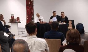 """اطلاق كتاب """"الماضي العَصي: دراسات في تاريخ فلسطين"""""""