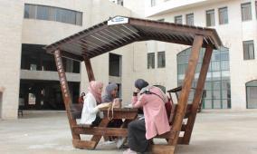 بنك الإسكان يبحث سبل التعاون مع جامعة فلسطين التقنية-خضوري