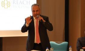 مجلس العمل الفلسطيني يلتقي مع وسائل الإعلام في دولة الإمارات لبحث فرص الاستثمار