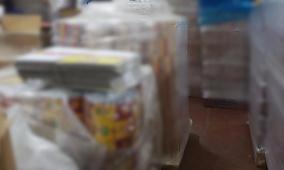 ضبط نحو 11 طن من البسكويت والشوكولاتة المنتهية الصلاحية في جنين ونابلس