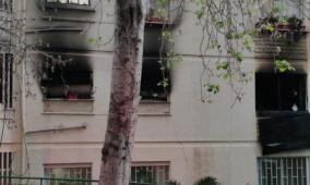 5 إصابات في حريق منزلي بحيفا