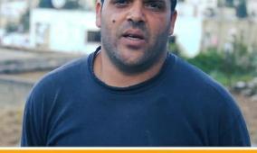 عامل فلسطيني رفض عروض العمل في الداخل والتزم الحجر حفاظا على عائلته
