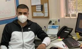 ممرض من كفر قاسم يعلن إصابته بكورونا