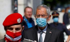 مخالفة الرئيس النمساوي لاختراقه قواعد مواجهة كورونا