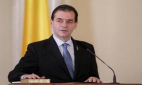 لعدم ارتدائه كمامة..رئيس وزراء رومانيا يدفع غرامة تقدر بـ700 دولار