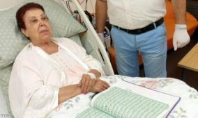 ابنة الجداوي تكشف حالة والدتها بعد دخولها العناية المركزة