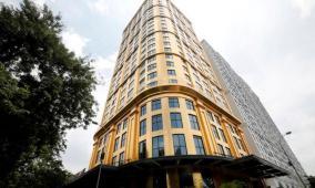 أول فندق مطلي بالذهب في هذه الدولة
