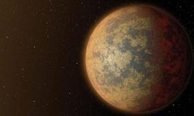 ضعف الأرض 30 مرة.. اكتشاف أضخم كوكب صخري في الكون