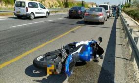 شفاعمرو.. مصرع سائق دراجة نارية